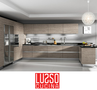 Lusso Cucina Cabinets