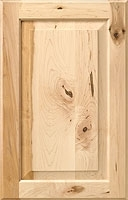 Rustic Knotty Maple