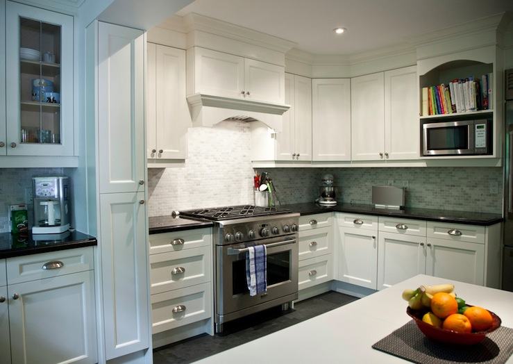 White Shaker Kitchen Cabinet Ideas fine white shaker kitchen cabinets cabinet painted in benjamin