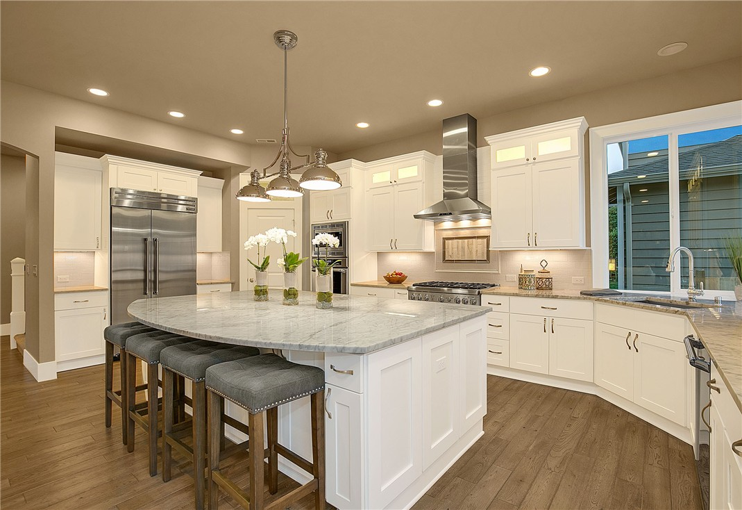 White Shaker Kitchen Cabinets » Alba Kitchen Design Center ...