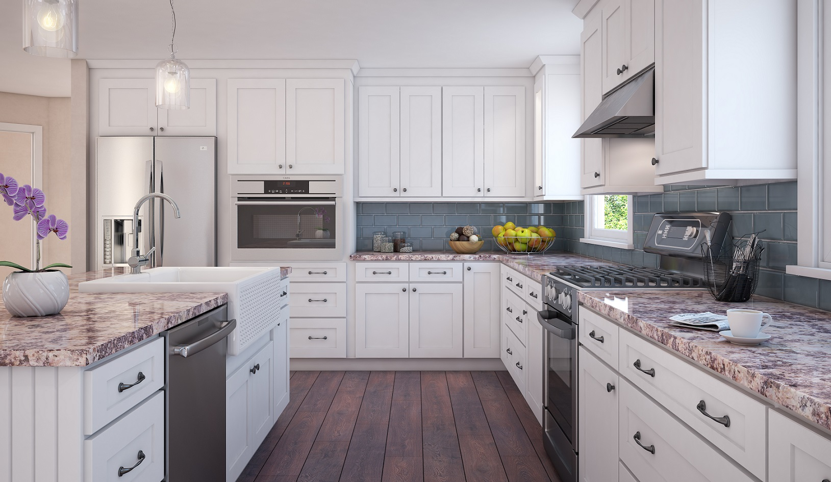 Kitchen cabinets tips for finding and buying the right cabinets for you alba kitchen design Kitchen and bath design center lake hopatcong nj