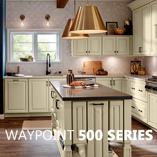 Waypoint cabinets 400 series Kitchen and bath design center lake hopatcong nj