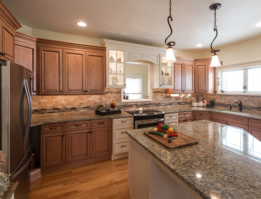 Fabuwood classic series alba kitchen design center kitchen cabinets nj Kitchen and bath design center lake hopatcong nj